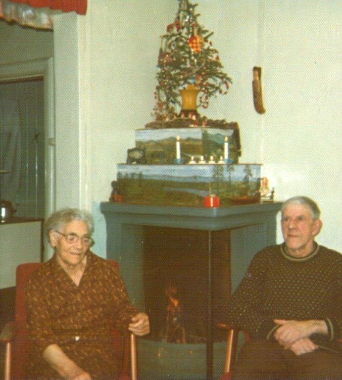 Anna og Anton Steen, Otta