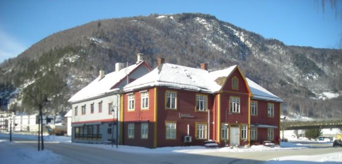 Blekastadhuset/Mostuguhuset i 2013