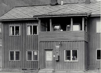 Otta postkontor i OKB-bygget.