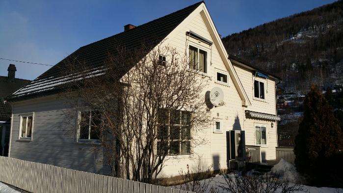 Ruud-huset Nea lina på Otta