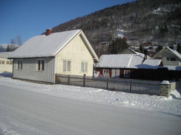 Tangen-huset, Ott