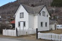 Bismo-huset på Otta i 2015