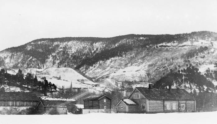 Botten på Selsverket  1920