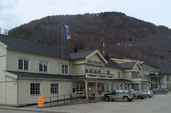 Grand Hotel 2009.
