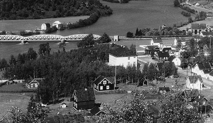 Loftsgårdsmoen, Otta 1936