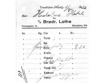 Lothe-nota