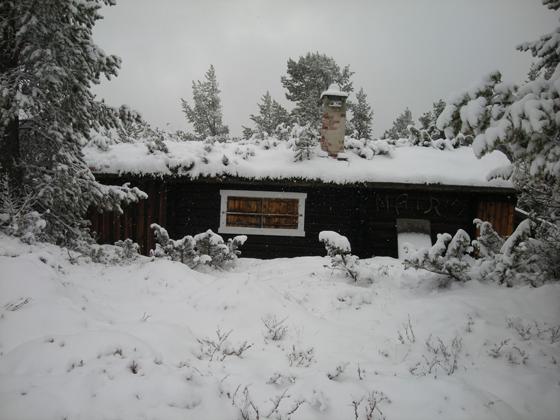 Müller-hytta på Raphamn