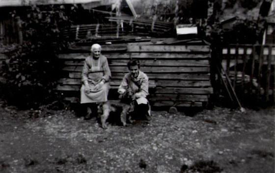 Oline Jostuen og Arvid VÃ¥rhus.