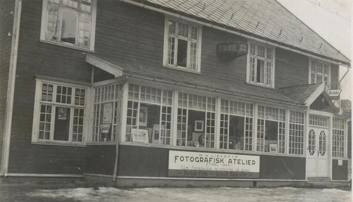 Det tildigere kommunehuset i Sel
