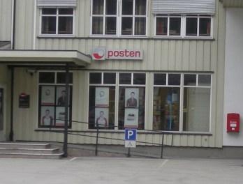 Otta postkontor i Grand-bygget.