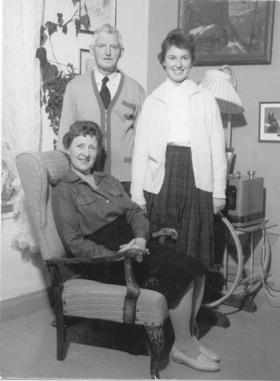 Pedersen-familien, Otta