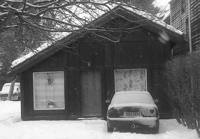 Sidebygning på Turmo, Otta